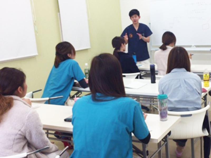 動物病院の職員研修